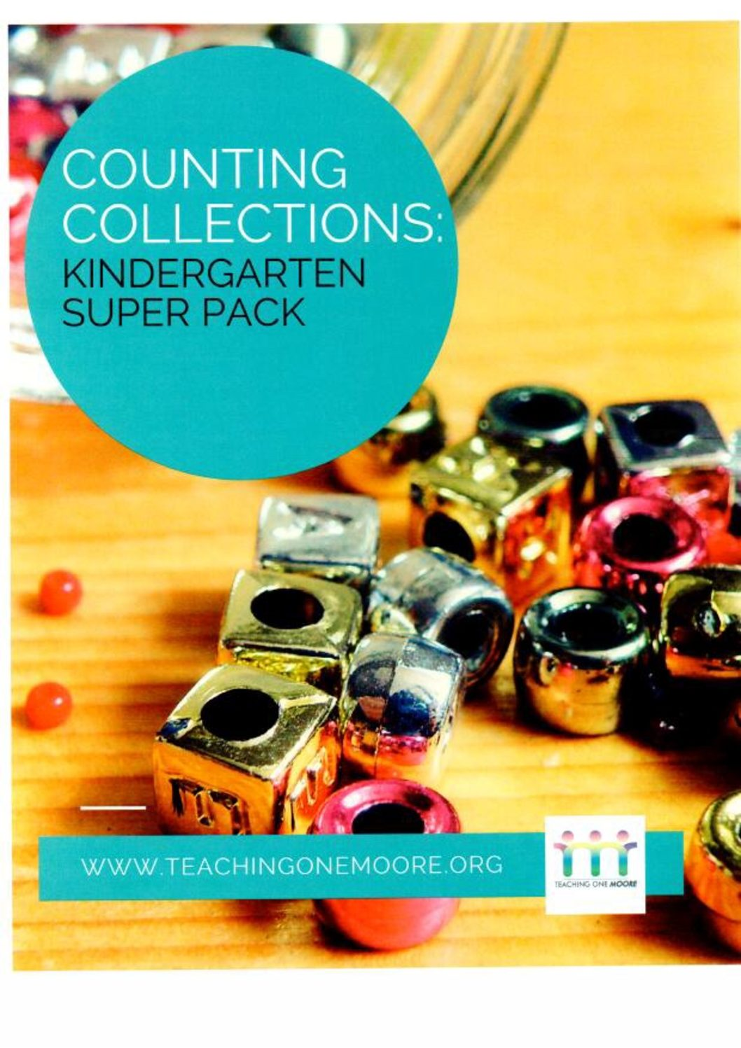 Kindergarten Counting Collections Super Pack – TeachingOneMoore.Org